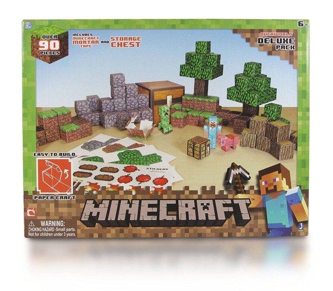 0c7db5359 Minecraft DELUXE świat - 90 elementów TM TOYS Kliknij, aby powiększyć ...